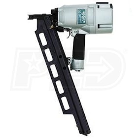 "Hitachi 3 1/4"" Plastic Collated Framing Nailer"
