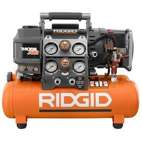 Ridgid Tri-Stack 5-Gallon Air Compressor