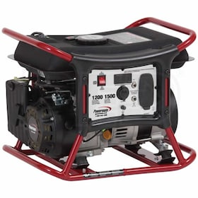 Powermate WX Series - 1200 Watt Portable Generator