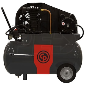 Chicago Pneumatic 20-Gallon Single-Stage Air Compressor (115/230V 1-Phase)