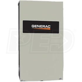 Generac Synergy 200-Amp Automatic Transfer Switch w/ Power Management (Service Disconnect)