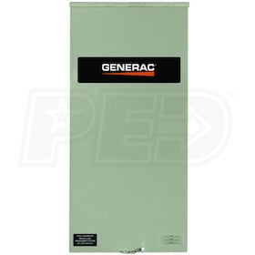 Generac 150-Amp Automatic Smart Transfer Switch w/ Power Management (Service Disconnect)