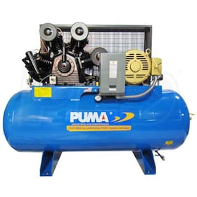 Puma 15-HP 120-Gallons Two-Stage Air Compressor (460V 3-Phase)