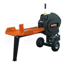 Generac 22-Ton 99cc Gas Flywheel Log Splitter
