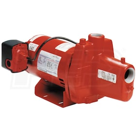 Red Lion 16 GPM 3/4 HP Cast Iron Shallow Well Jet Pump