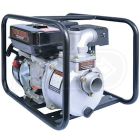 "Red Lion 6RLAG-2ST - 150 GPM (2"") Semi-Trash Water Pump"
