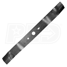 "Greenworks (18"") Replacement Electric Mower Blade"