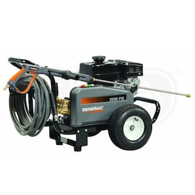 Generac Professional 3000 PSI (Gas - Cold Water) Belt-Drive Pressure Washer