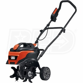 "Black & Decker (10"") 8.3-Amp Electric Cultivator"