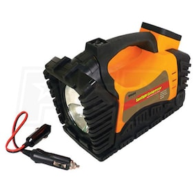 Wagan Cordless Spotlight Inflator and Emergency Car Starter