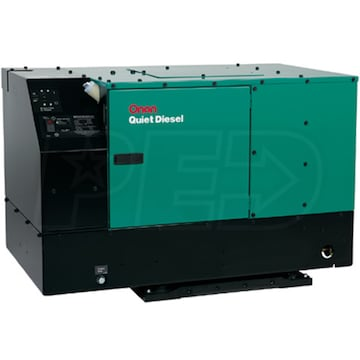 Cummins Onan RV QD 12500