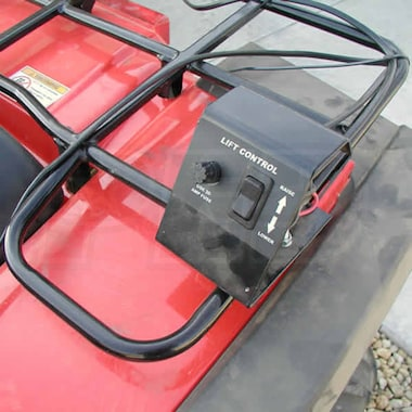 "AcrEase Electric Lift Kit For 57"" Rough Cut Mower"
