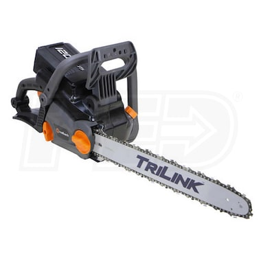 "Redback (18"") 120-Volt Lithium-Ion Cordless Chainsaw"