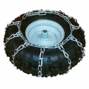 "Peerless 16"" x 4.8""/5"" Snow Blower Tire Chains For Ariens Snow Blowers"