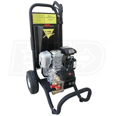 Cam Spray Professional 1600 PSI (Gas - Cold Water) Pressure Washer w/ Honda Engine
