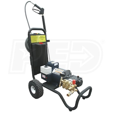 Cam Spray Professional 2000 PSI (Electric Cold-Water) Pressure Washer (230V 1-Phase)