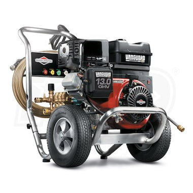 Briggs & Stratton Professional 3700 PSI (Gas - Cold Water) Pressure Washer w/ CAT Pump