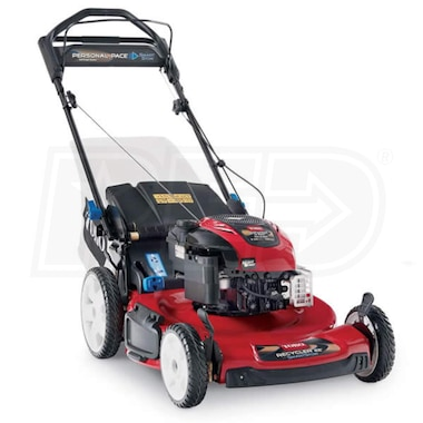"Toro Recycler® SmartStow (22"") 190cc Personal Pace Lawn Mower"