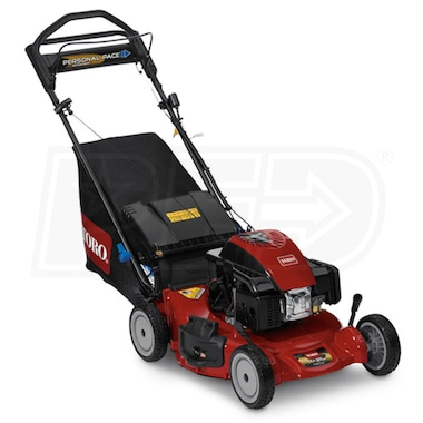 "Toro Super Recycler® (21"") 159cc Personal Pace® Lawn Mower w/ Blade Stop"