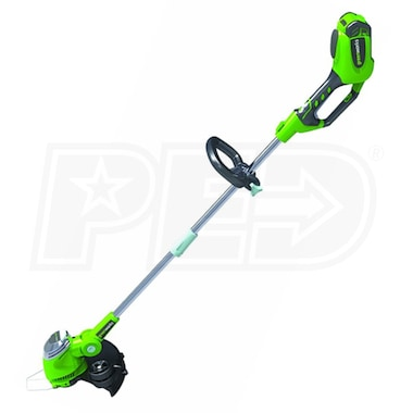 "Greenworks G-MAX (13"") 40-Volt Lithium-Ion Cordless String Trimmer/Edger (No Battery - Tool Only)"