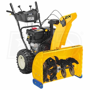 "Cub Cadet 2X (28"") 277cc Two-Stage Snow Blower"