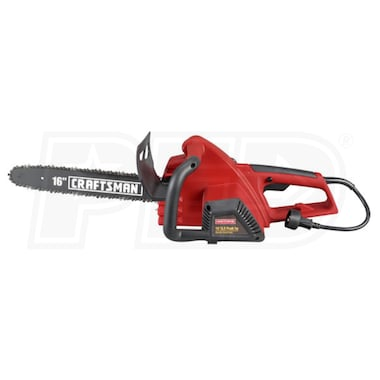 "Craftsman (16"") 12-Amp Electric Chain Saw"