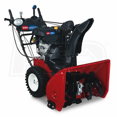 "Toro Power Max HD 1028 OHXE (28"") 302cc Two-Stage Snow Blower"