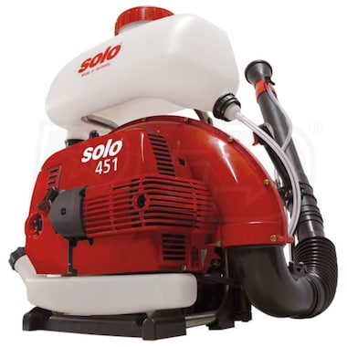 Solo 451 2-Cycle 3-Gallon 66.5cc Backpack Mist Blower