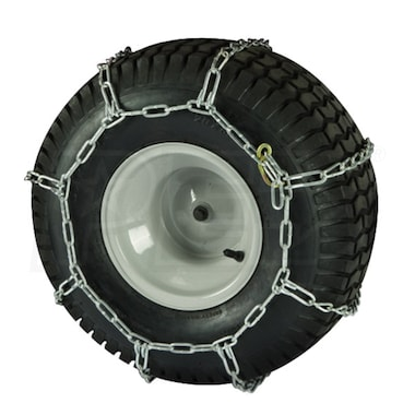 "Peerless Lawn Tractor Rear Tire Chains (23"" x 9.5"")"