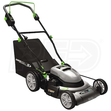 "Earthwise (20"") 12-Amp Electric 3-in-1 Push Lawn Mower"