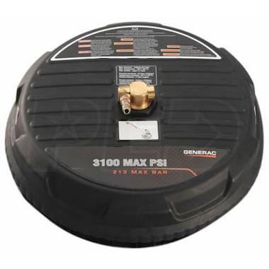 "Generac 15"" 3100 PSI Surface Cleaner"