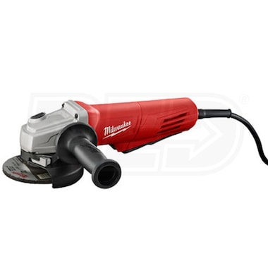 "Milwaukee 6146-31 - 11A 4-1/2"" Small Angle Grinder w/ Paddle Switch"