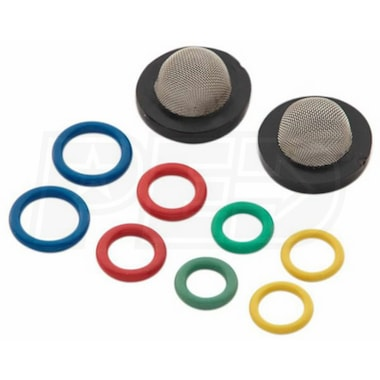 Generac Replacement Inlet Water Filters & O-Ring Seals Kit