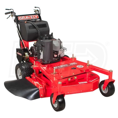 "Gravely Pro-Walk Hydro 36HR PG (36"") 14.5HP Kawasaki Commercial Walk Behind Lawn Mower"