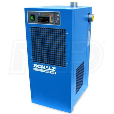 Schulz ADS 100 Non-Cycling Refrigerated Air Dryer (100 CFM 115V 1-Phase)
