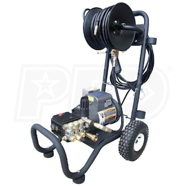 Cam Spray Professional 1000 PSI (Electric - Cold Water) Sewer & Drain Jetter
