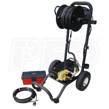 Cam Spray Professional 1450 PSI (Electric - Cold Water) Portable Jetter (120V 1-Phase)