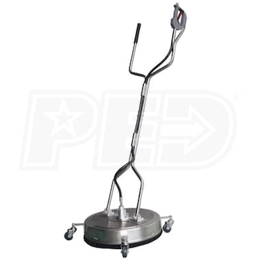 "General Pump Professional 22"" Heavy-Duty Stainless Steel Surface Cleaner"