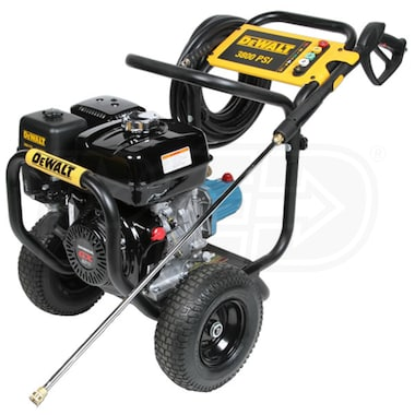 DeWalt Professional 3800 PSI (Gas - Cold Water) Pressure Washer w/ Honda Engine & CAT Pump