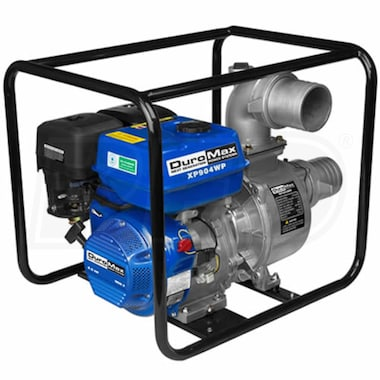 "DuroMax XP904WP - 427 GPM (4"") Water Pump"