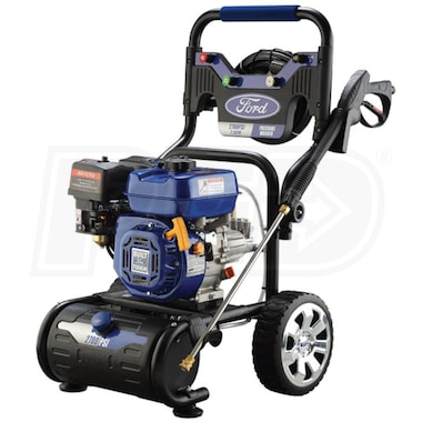 Ford 2700 PSI (Gas - Cold Water) Pressure Washer