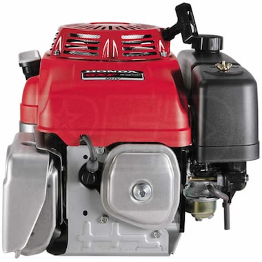 "Honda GXV340™ 337cc OHV Electric Start Vertical Engine, 3A Charging, 1"" x 3.11"" Crankshaft"