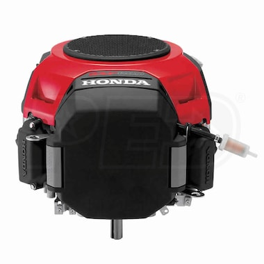 "Honda GXV660™ 688cc V-Twin OHV Electric Start Vertical Engine, 17A Charging, Oil Pres Switch, 1-1/8"" x 3.8"" Crankshaft"