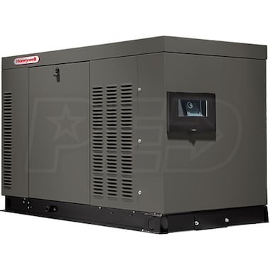Honeywell™ 32 kW Commercial Automatic Standby Generator (120/240V 3-Phase)