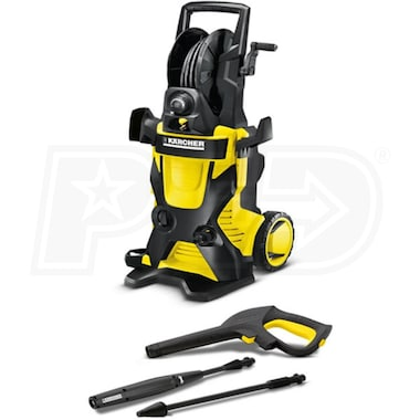 Karcher 1900 PSI (Electric - Cold Water) w/ Hose Reel