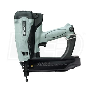 "Hitachi Professional Gas 2"" 18-Gauge Finish Brad Nailer"