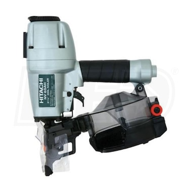 "Hitachi 2 1/2"" Siding Coil Nailer (Wire/Plastic Sheet Collation)"