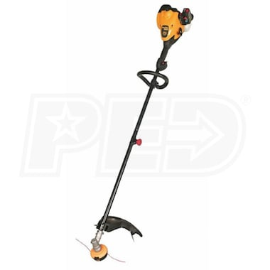 "Poulan Pro PP125 (17"") 25cc 2-Cycle Straight Shaft String Trimmer w/ Split Shaft"