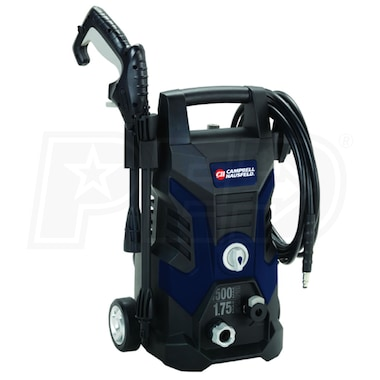 Campbell Hausfeld 1500 PSI (Electric - Cold Water) Pressure Washer