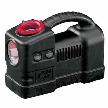 Campbell Hausfeld 12-Volt Inflator & Safety Light